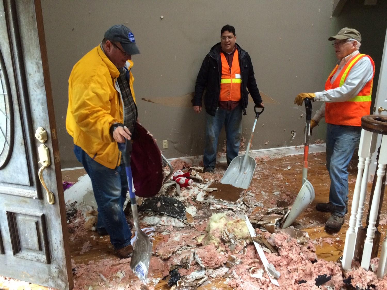 Holly Springs Tornado Relief 2016